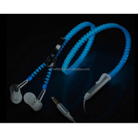 2017 latest hot selling 2017 latest hot selling glow in the dark luminous stereo earphone headset