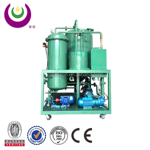 Chongqing transformer oil treatment equipment mobile lube oil purifier oil recycling plant
