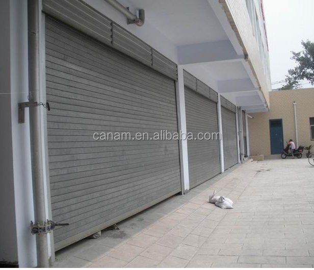 Manual Roller Shutter Door For Commercial