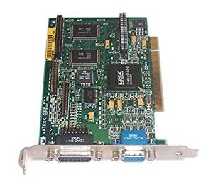 Pci Express X16-512 Mb Matrox Graphics Graphics Adapter Matrox M9120 Digi Ddr Ii Sdram