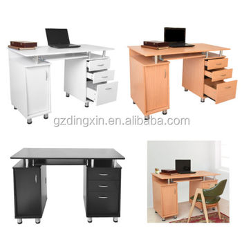 Computer Printer Table Designs/2 Person Computer Chair Workstation
