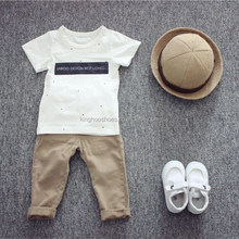 Fashion custom infant/toddler 100% cotton baby/kids T-shirts