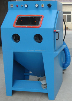 Wet Blasting Cabinet - Buy Water Blasting Cabinet,Mini Sand ...