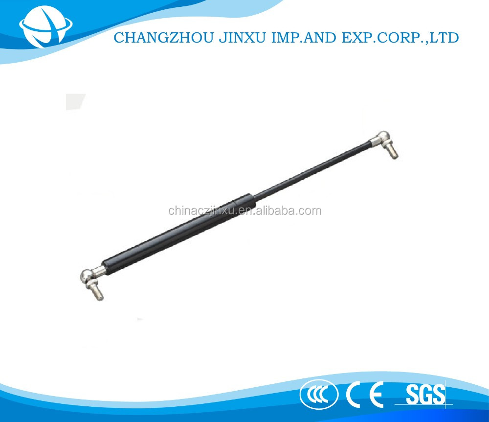 High quality steel material nitrogen inside lockable gas spring with button for cane chair