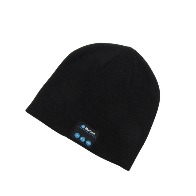 2019 <strong>New</strong> Fashion Beanie <strong>Hat</strong> Cap Wireless Bluetooth Earphone Smart Headset Speaker Mic Winter Outdoor Sport Stereo Music <strong>Hat</strong>