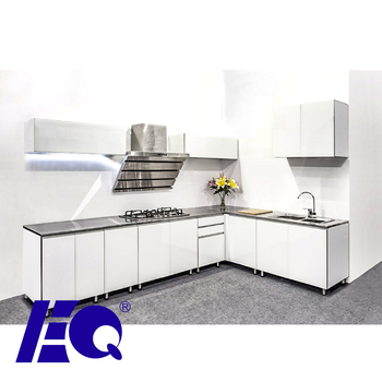 Rta Flat Packed Construction Stainless Steel Kitchen Cabinet Buy Cabinet Kitchen Cabinet