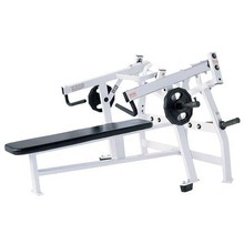 Máquina BodyBuiding ginásio <span class=keywords><strong>fitness</strong></span> <span class=keywords><strong>equipamentos</strong></span> Iso-Lateral Horizontal Bench Press H-27