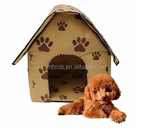 Indoor&Outdoor Portable Foldable Travel Warm Soft Dogs Cats Pet House
