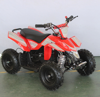 2017 cheap price mini bull atv 49cc for two person for sale