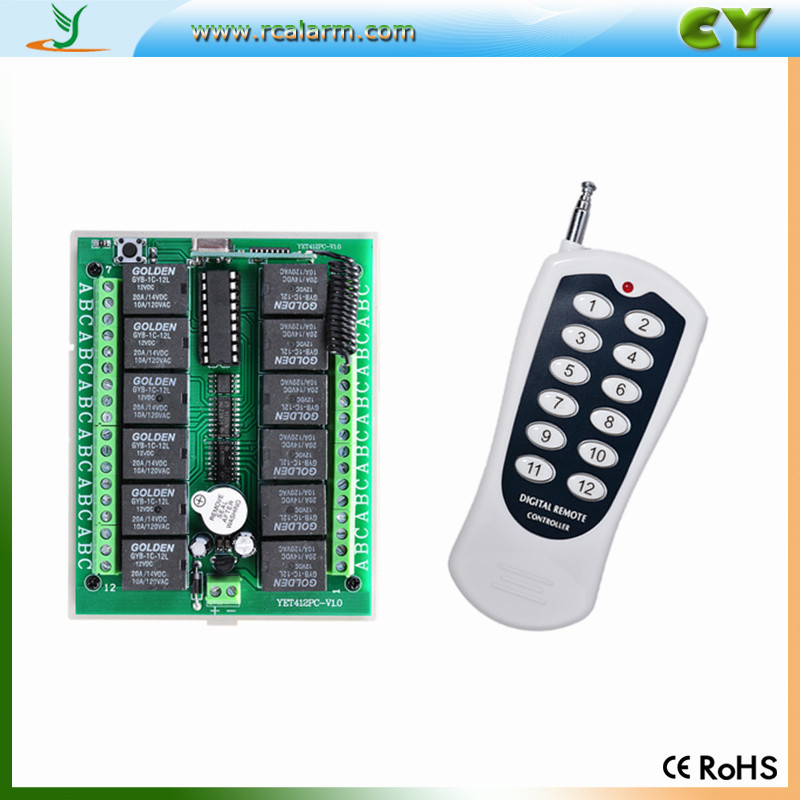 12 channel wireless switch powerrelayoutdoorremote control light 12 channel wireless switch powerrelayoutdoorremote control light switchdigital remote controller 315335433868 cy112d 12 buy wireless remote control aloadofball Images