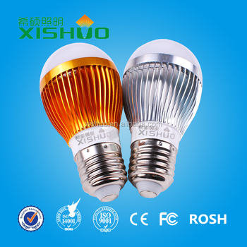 Led Lighting For Home Dimmable Bulb High-quality 24v 3w Led Light ...