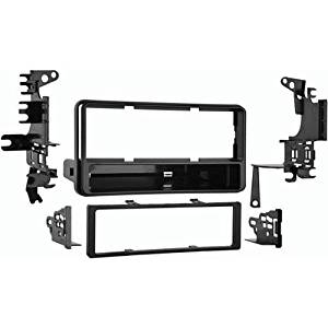 METRA 99-8202 Toyota(R) Mini Multi 2000-2005 Single-DIN/ISO-DIN Installation Kit with Pocket Provisions