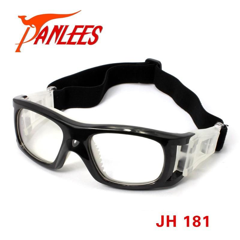 61bcea0a2 السيليكون واقية لكرة القدم كرة السلة رياضية قصر النظر وصفة طبية لمكافحة  تأثير سلامة النظارات نظارات