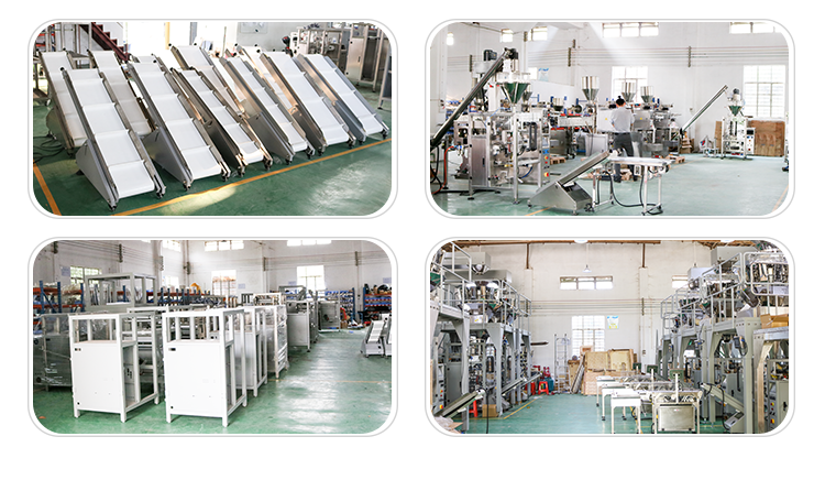 Full Automatic Wheat Powder /Flour Packing Machine