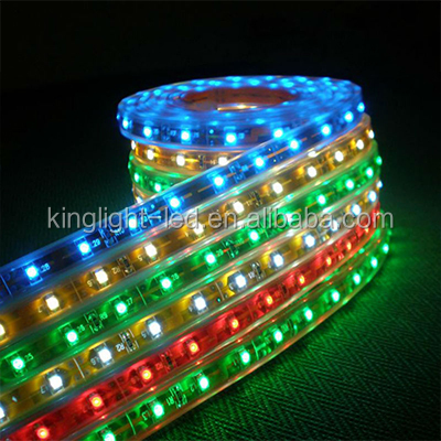 five star rating low voltage LED wall washer light flexible strip 12V/24V DC led rope light with CE & RoHS approved
