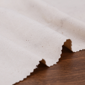 The Latest new products professional wholesale hemp cotton canvas woven fabric waterproof