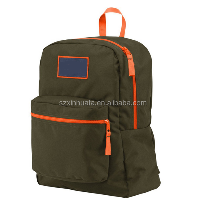 Fashionable Casual Polyester 600D School Bag Backpack