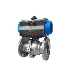 High mounting ball valve price
