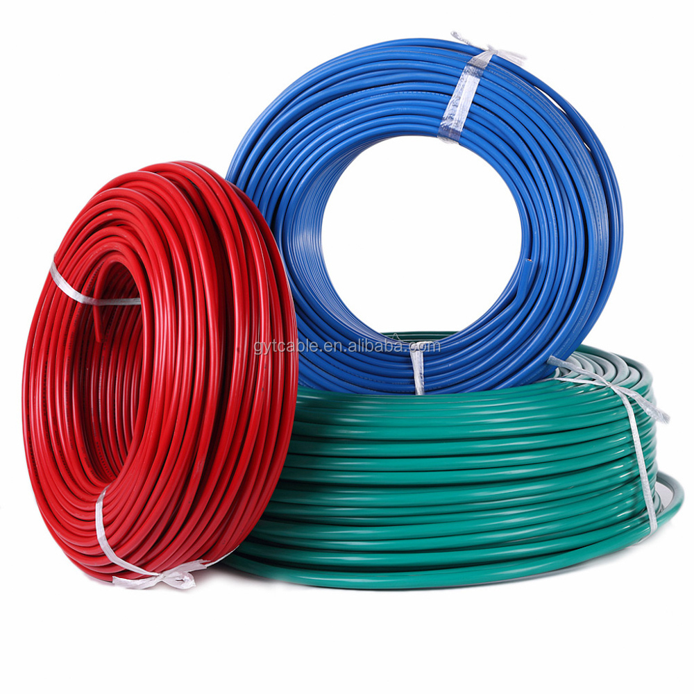 Cable Stranded 15mm2 Suppliers And Flameretardant Flexible Copper Electrical Wire Bv Bvvb Bvr Manufacturers At