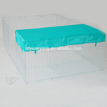 outdoor sunshade rabbit run manufacturer