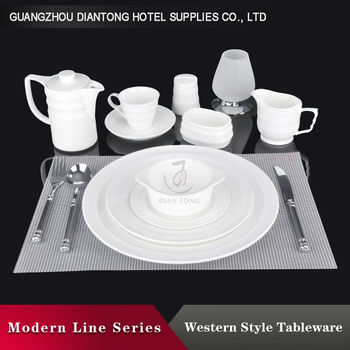 German elegant porcelain hotel tableware set  sc 1 st  Alibaba & German Elegant Porcelain Hotel Tableware Set - Buy Porcelain Hotel ...