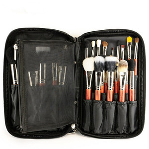 Water-resistant Nylon Cosmetic Bag Brush Make Up Bag