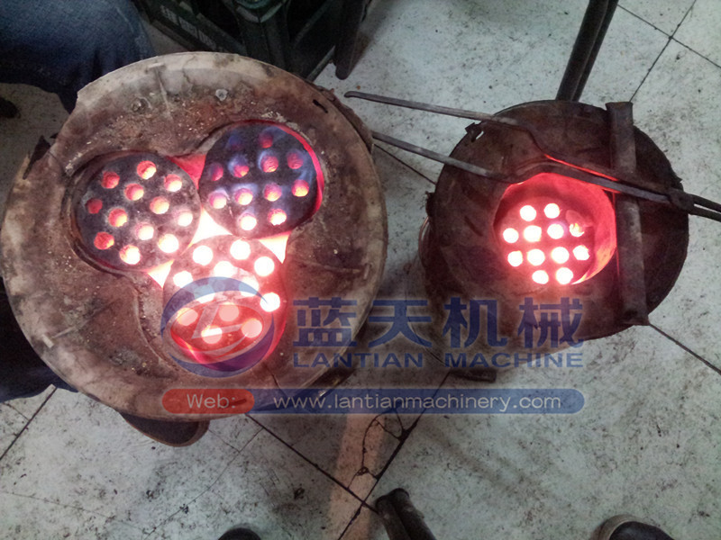 Punch Type Artificial Coal Briquette Machine Price