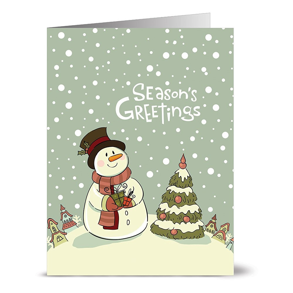 Cheap Snowman Holiday Cards Find Snowman Holiday Cards Deals On