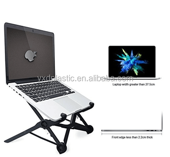 Portable laptop desk laptop riser stand Adjustable laptop stand
