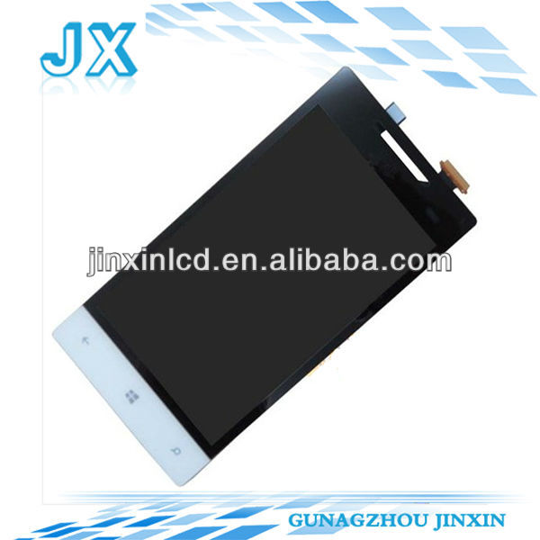 New arrival brand windows 8s lcd with diitizer assembly for original htc phone