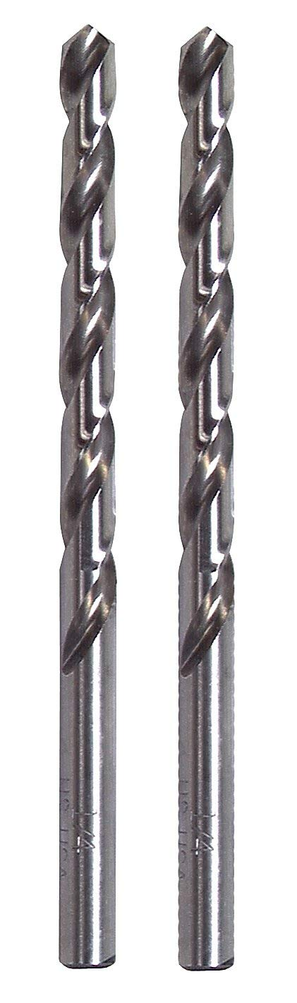 Vermont American 10194 3/32-Inch HSS Jobber Drill Bit, 2-Pack