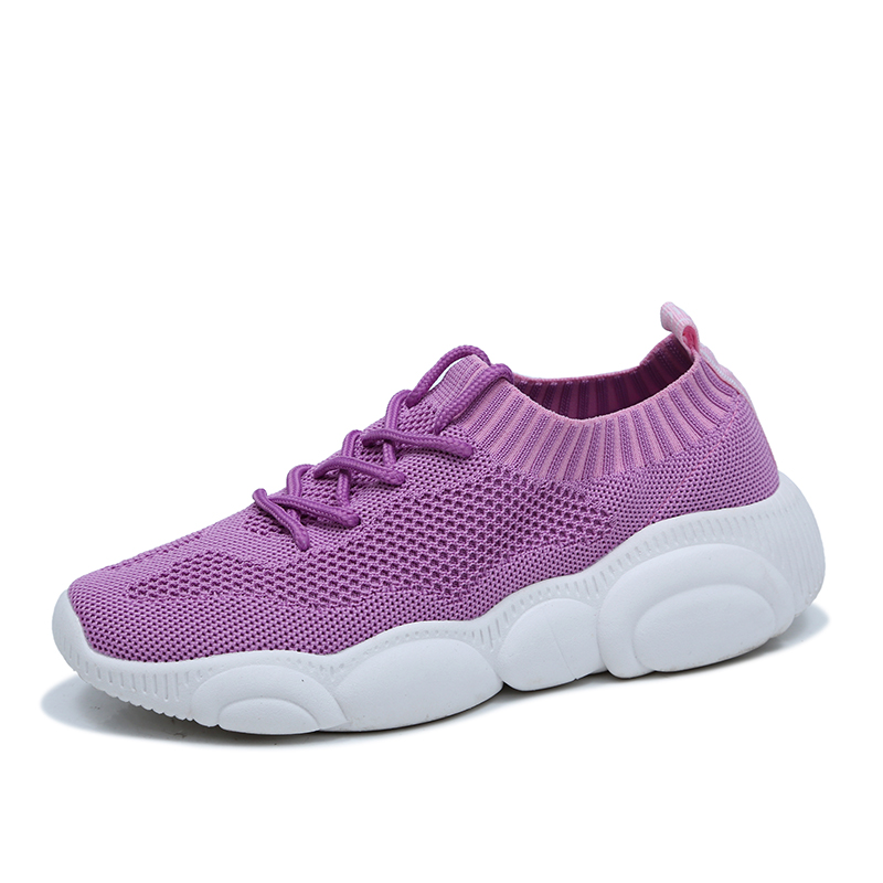 0dd7fc70 Nuevo estilo de los niños de las chicas de la fábrica de calzado  transpirable bebé niños