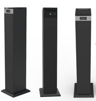 OHM-150CD 2.1 speaker tower with CD/bluetooth/USB/SD/FM-exclusive France market