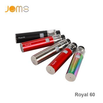 Online Shopping Alibaba Uae 2018 Most Popular E Cigarette Vape 60w 2ml  2200mah Jomotech Royal 60 Ecig Vapor Pen Kit - Buy E Cigarette,E Cigarette