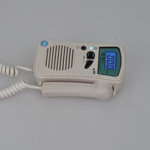 Krankenhaus ausrüstung -- <span class=keywords><strong>FDA</strong></span> CE FHR handheld baby medizinische fetalen <span class=keywords><strong>doppler</strong></span>