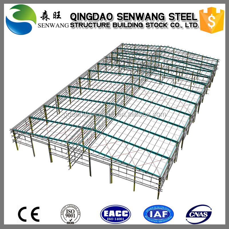 Small steel structure warehouse workshop building project for Steel building plans drawings