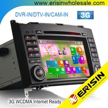 "Erisin ES7170B 7 ""HD Radio Trên <span class=keywords><strong>Xe</strong></span> <span class=keywords><strong>DVD</strong></span> CD Player GPS cho B-Class W245"