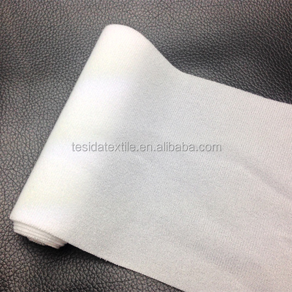 Thin Nylon Loop fabric for hook and loop fasteners