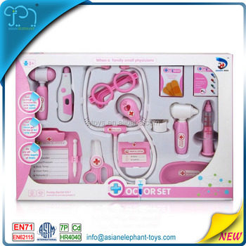 Newly Kids Pretend Play Toy Doctor Kit Doctor Set Toy Medical Kits