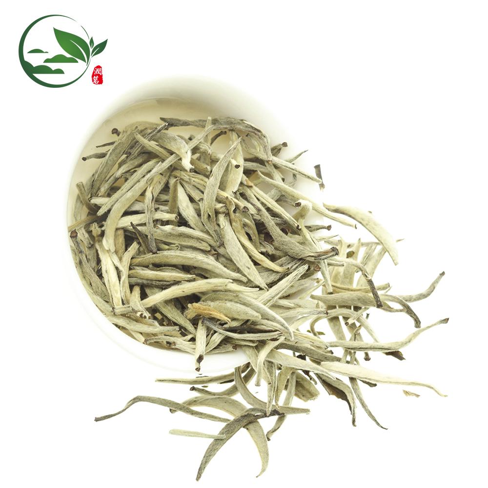 Fresh Natural Bulk Wholesale Chinese Organic Fuding White Sencha Tea Leaves Best Premium Silver Needle White Tea Leaves Brands - 4uTea   4uTea.com