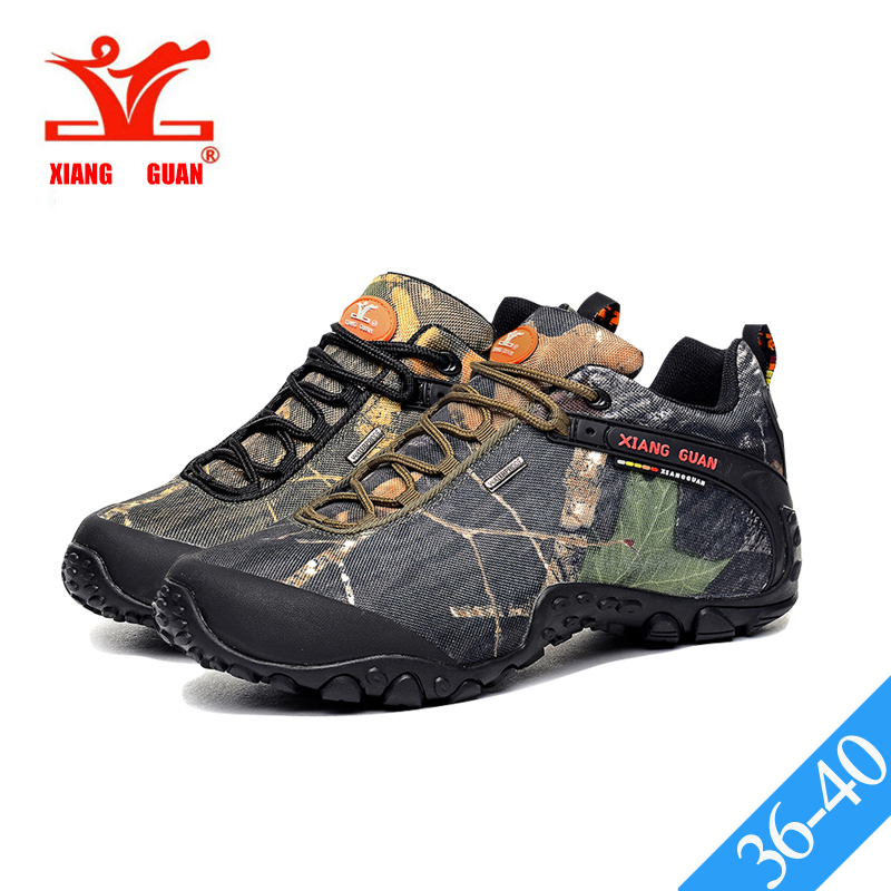 Woodland Mens Hiking Climbing Shoe