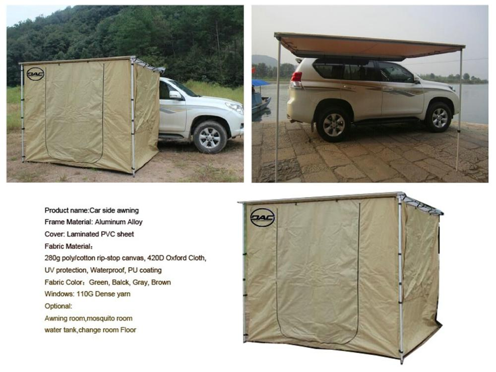 Car Side Awning Roof Top Tent For Camping For Sale Buy