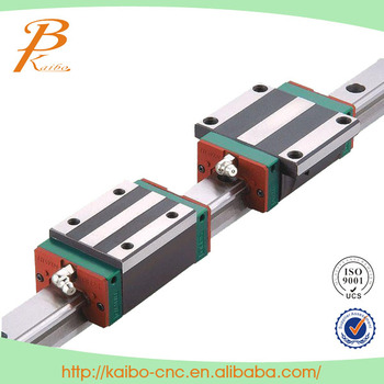 Low price linear guide rail hiwin linear guide linear for Low profile stepper motor