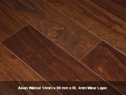 Engineered Asian Walnut Hardwood Flooring Buy Hardwood Flooring