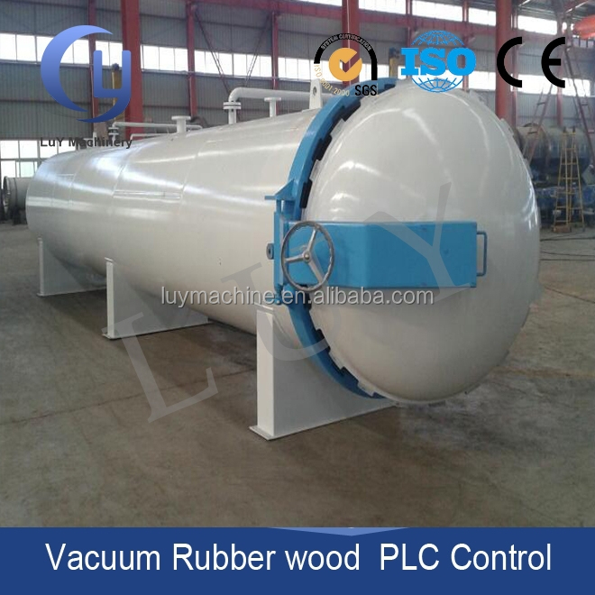 2015new condition diameter 1.8m length 10.5m CCA ACQ wood vacuum impregnation machine