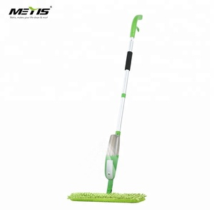No.8604 assemble super 360 spray flat magic mop for floor cleaning