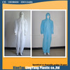 Cheap SMS Non Woven Disposable Overalls For Paint With Hoods
