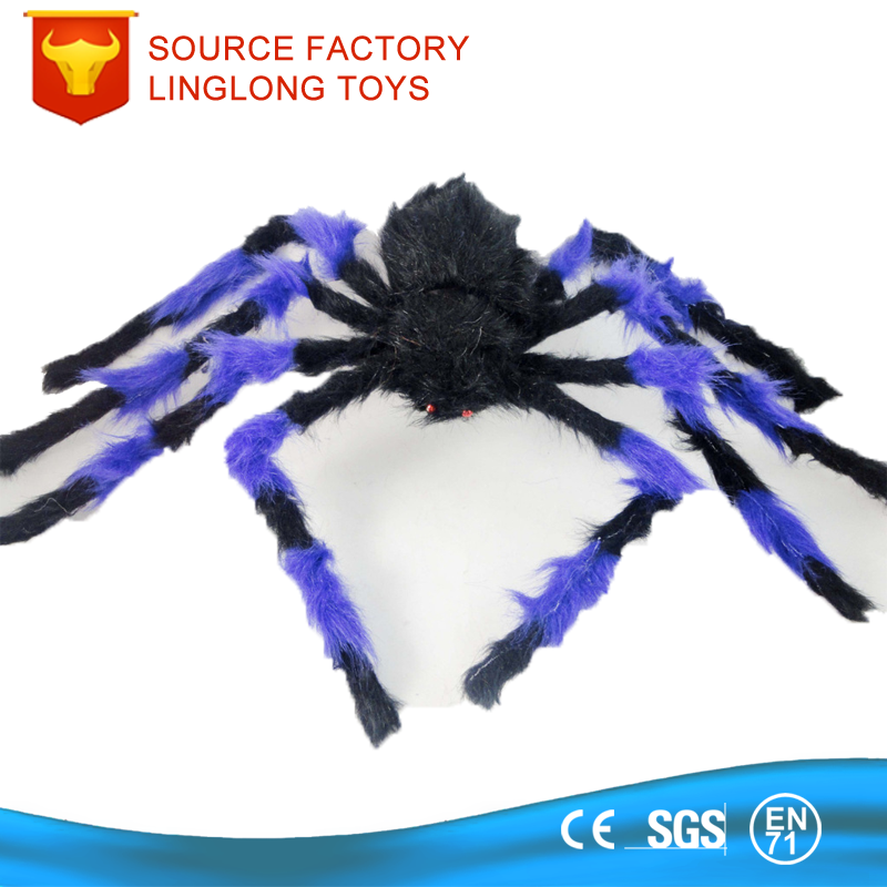 Halloween Favors Soft Stuffed Sorts Of Color Party Decoration Spider Ghost Toy