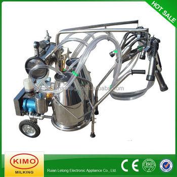 nipple milking machine