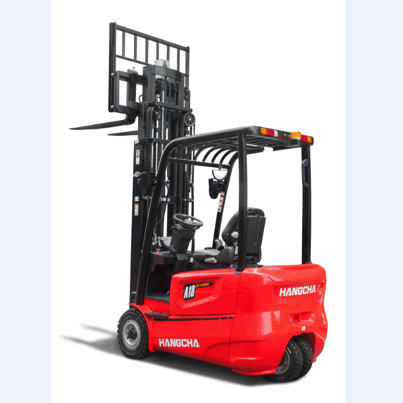 New Condition 1.5-3 ton battery electric forklift truck